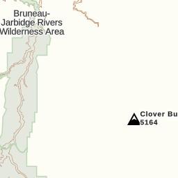 Idaho Centennial Trail Inside Desert To Hammett Gaia Gps
