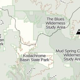 Bryce Canyon National Park: Queen\'s Garden & Navajo Trails | Gaia GPS