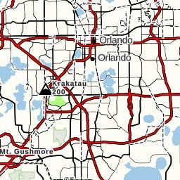 Miami Springs Florida Map.Wekiva Marina To 1014 Miami Springs Dr Wekiwa Springs Fl Usa