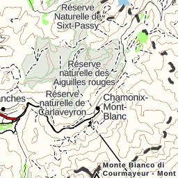 Buvette du Plan de lAiguille to Montenvers Mer de Glace Chamonix