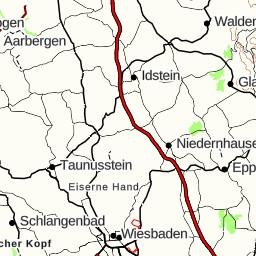 Bingen Germany Map.Von Rudesheim Am Rhein Bis Stefan George Gymnasium Bingen Am Rhein