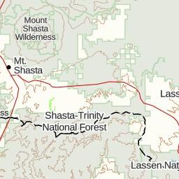 Trinity Alps | Gaia GPS